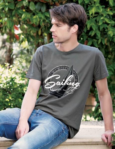 Big Bros Baskılı Erkek T-Shirt MEP22608