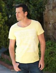 Şahinler - Big Bros Baskılı Erkek T-Shirt MEP22612
