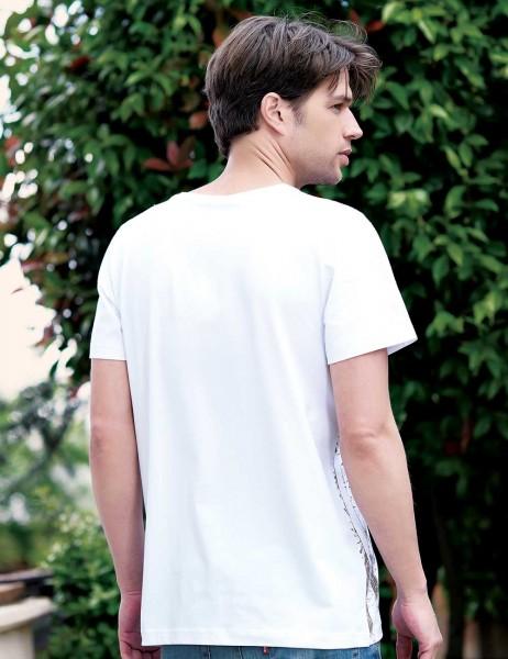 Big Bros Baskılı Erkek T-Shirt MEP22613