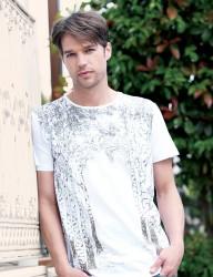 Şahinler - Big Bros Baskılı Erkek T-Shirt MEP22613
