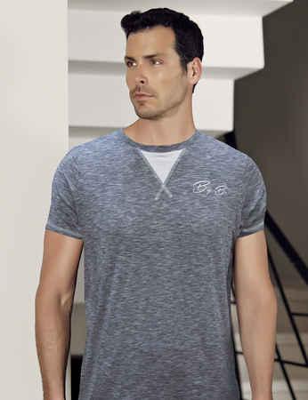 Şahinler - Big Bros Erkek T-Shirt MEP22603