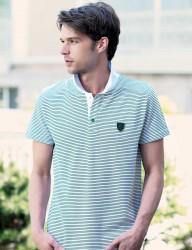 Big Bros Polo Yaka Erkek T-Shirt MEP22604 - Thumbnail