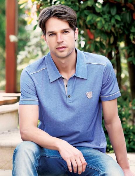 Şahinler - Big Bros Polo Yaka Erkek T-Shirt MEP22605