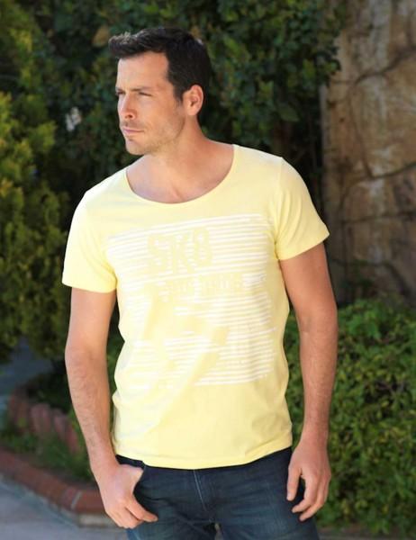 Şahinler - Big Bros Printed Men T-shirt MEP22612