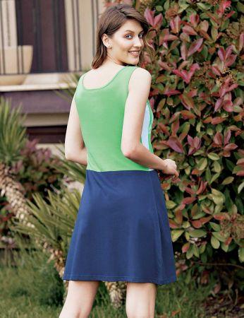 Şahinler - D-18 فستان Mel Bee (1)