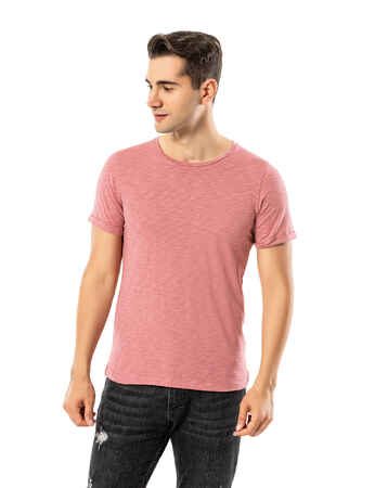 LJUNG Erkek T-Shirt TML284001-WRP - Thumbnail