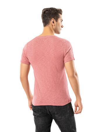 Şahinler - LJUNG Erkek T-Shirt TML284001-WRP (1)