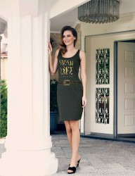 Mel Bee - MBP23304-1 فستان Mel Bee