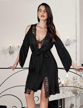 Şahinler - MBP24413-1 لباس الصباح - ثوب النوم Şahinler