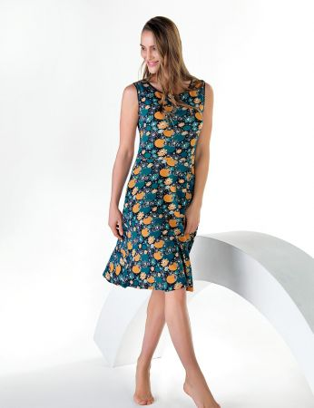 Şahinler - MBP24604-1 فستان نوم Şahinler