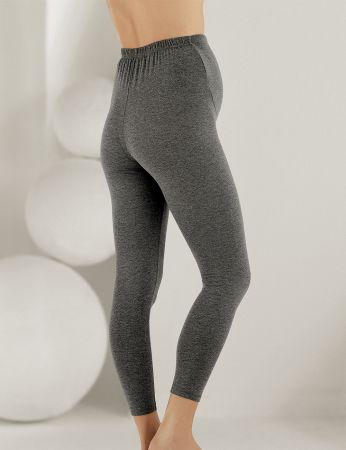 Mel Bee - Mel Bee Maternity Leggings Dark Grey MB4501 (1)