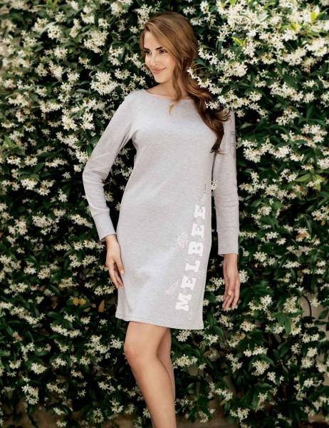 Mel Bee - Mel Bee Nightgown Long Sleeve MBP22304-1