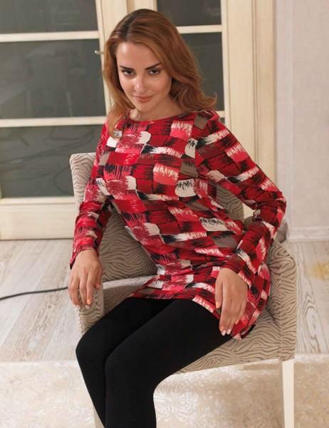 Mel Bee Платье С Леггинсами С Рисунком MBP22323-1