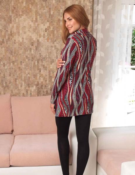 Mel Bee Комплект Пижамы С Леггинсами Со Свободним Воротником MBP22325-1