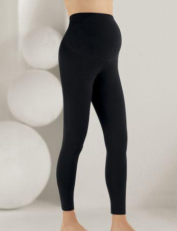 Mel Bee Maternity Leggings Black MB4501