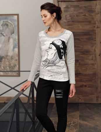 Mel Bee - Mel Bee Schlafanzug Set für Damen MBP23012-1