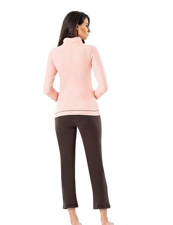 Mel Bee - Mel Bee Schlafanzug Set für Damen MBP23626-1 (1)