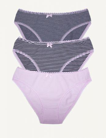 Şahinler - Sahinler 3-Packs Women Panties MB3071