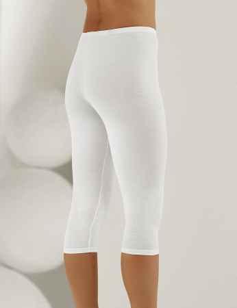Sahinler 7/8 Leggings White MB882 - Thumbnail