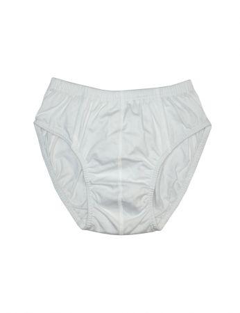Şahinler - Sahinler Boy Cotton Slip White MEC009 (1)