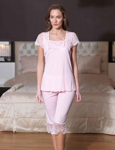Şahinler - Şahinler Capri Set Pink MBP21704-2