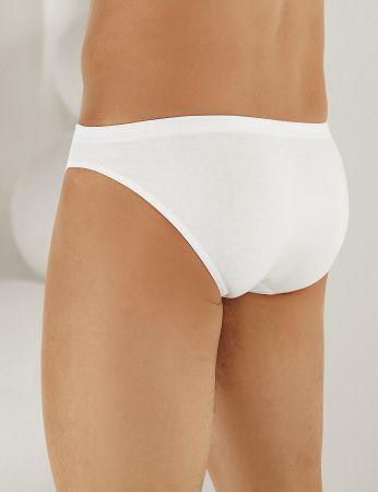 Şahinler - Sahinler Cotton Slip White ME006 (1)