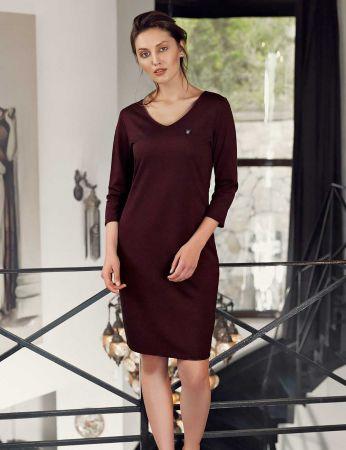 Şahinler - Sahinler Damen Kleid MBP24315-1
