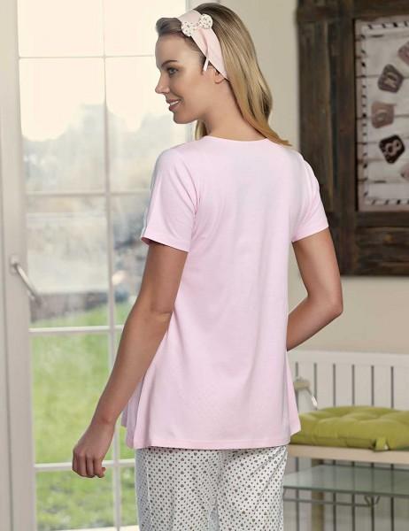 Şahinler - Şahinler Damen Pyjama Set MBP23418-1 (1)