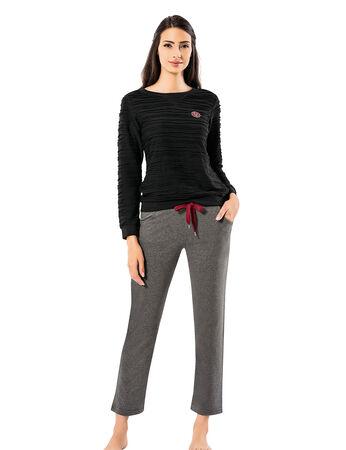 Şahinler - Sahinler Damen Schlafanzug MBP24302-1