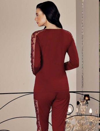 Şahinler - Sahinler Damen Schlafanzug MBP24414-2 (1)