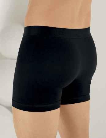 Şahinler - Sahinler Elastane Boxer-Short mit Sahinler Schriftzug schwarz ME031 (1)