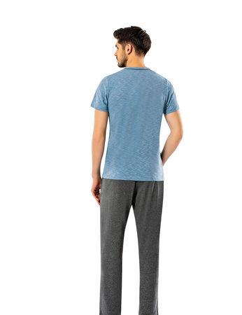 Şahinler - Sahinler Men Pajama Set MEP24914-1 (1)