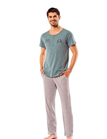 Şahinler - Sahinler Men Pajama Set MEP24915-1