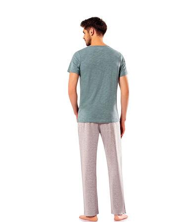 Şahinler - Şahinler Erkek Pijama Takımı MEP24915-1 (1)