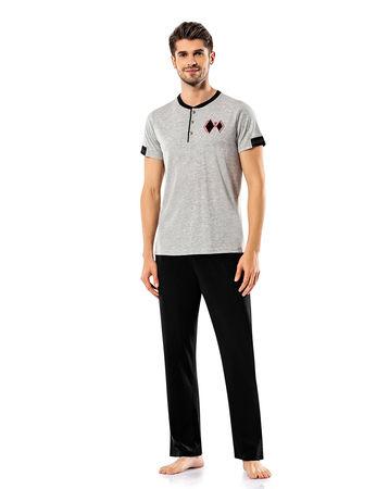 Şahinler - Sahinler Men Pajama Set MEP24916-1