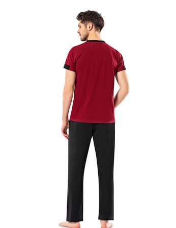 Şahinler - Sahinler Men Pajama Set MEP24916-2 (1)