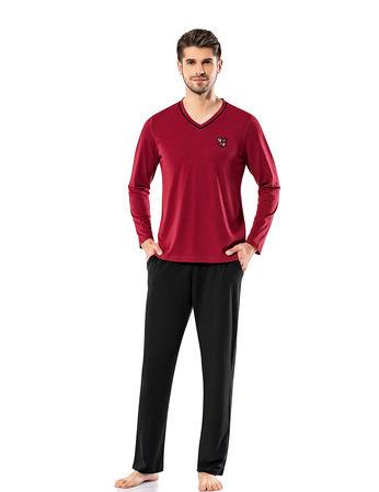 Şahinler - Sahinler Men Pajama Set MEP24917-1