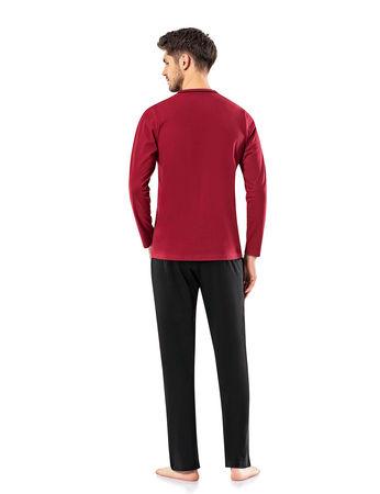 Şahinler - Sahinler Men Pajama Set MEP24917-1 (1)