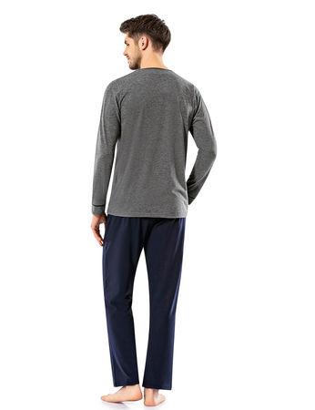 Şahinler - Sahinler Men Pajama Set MEP24918-1 (1)