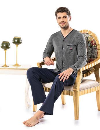 Şahinler - Şahinler Erkek Pijama Takımı MEP24918-1