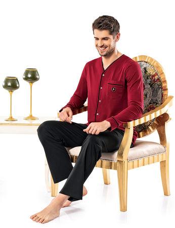 Şahinler - Sahinler Men Pajama Set MEP24918-2