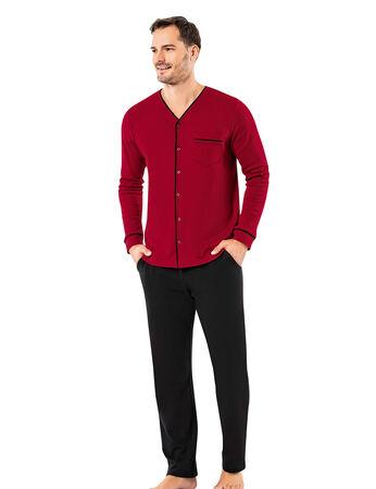 Şahinler - Şahinler Erkek Pijama Takımı MEP25051-2
