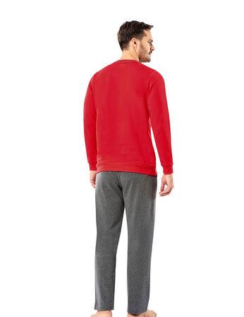 Şahinler - Şahinler Erkek Pijama Takımı MEP25052-2 (1)