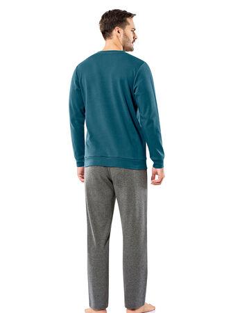 Şahinler - Şahinler Erkek Pijama Takımı MEP25052-3 (1)