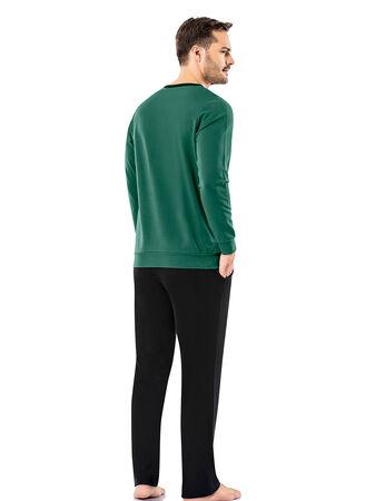 Şahinler - Şahinler Erkek Pijama Takımı MEP25053-1 (1)