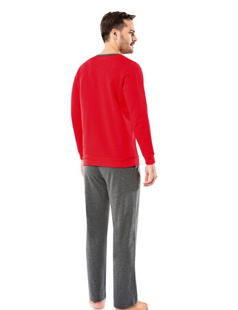 Şahinler - Şahinler Erkek Pijama Takımı MEP25053-2 (1)