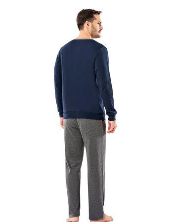 Şahinler - Şahinler Erkek Pijama Takımı MEP25053-3 (1)