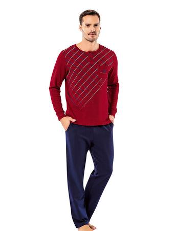 Şahinler - Şahinler Erkek Pijama Takımı MEP25054-1