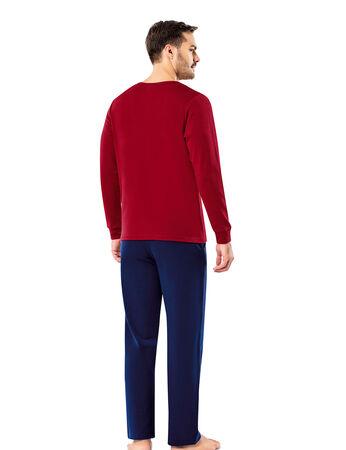 Şahinler - Şahinler Erkek Pijama Takımı MEP25054-1 (1)