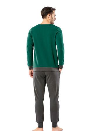 Şahinler - Şahinler Erkek Pijama Takımı MEP25055-1 (1)